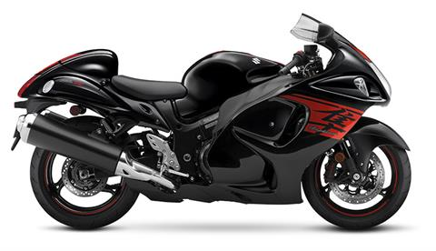 2018 Suzuki Hayabusa in New Haven, Connecticut