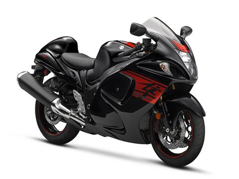 2018 Suzuki Hayabusa in Prescott Valley, Arizona