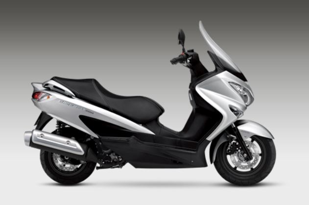 2018 Suzuki Burgman 200 in Cumberland, Maryland