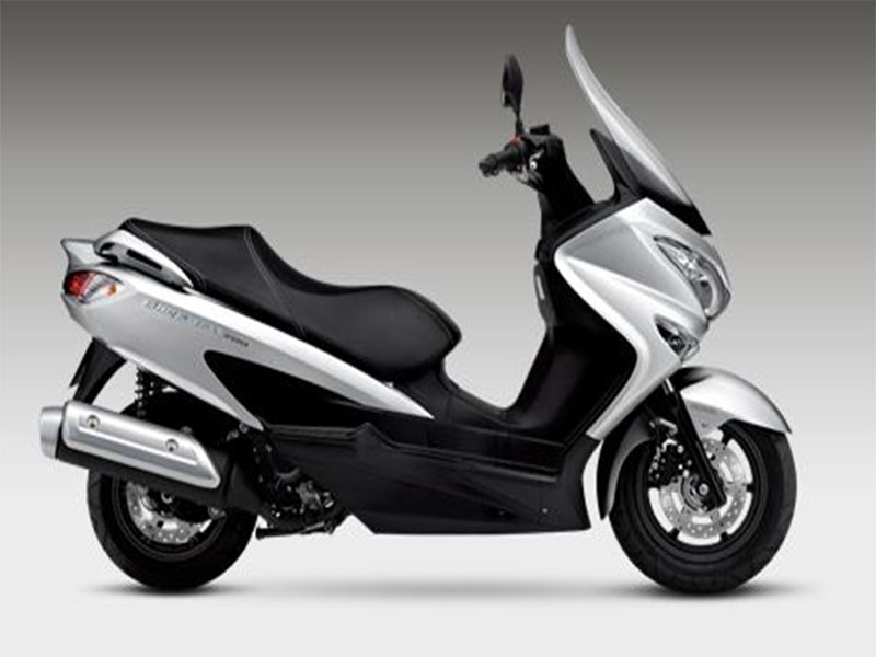 2018 Suzuki Burgman 200 in Clearwater, Florida