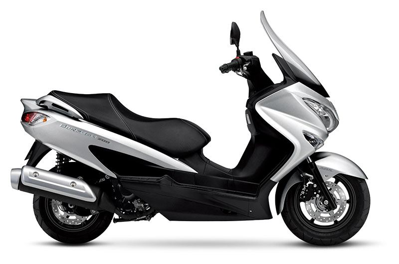 New 2018 suzuki burgman 200 scooters in cumberland md for Yamaha installment financing