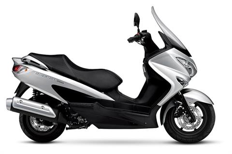 2018 Suzuki Burgman 200 in West Bridgewater, Massachusetts