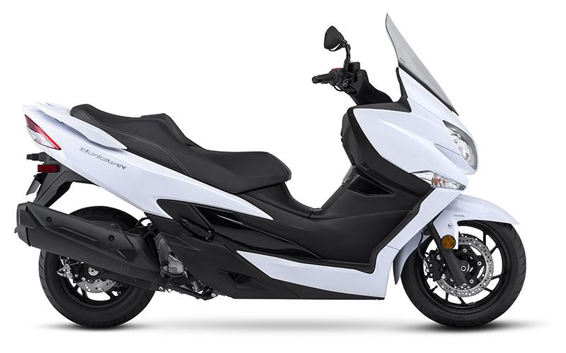 2018 Suzuki Burgman 400 ABS in Miami, Florida