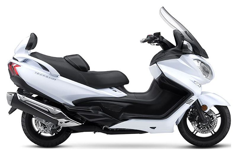 2018 Suzuki Burgman 650 Executive in Belleville, Michigan
