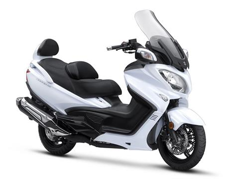 2018 Suzuki Burgman 650 Executive in Athens, Ohio
