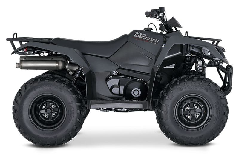2019 Suzuki KingQuad 400ASi+ in Danbury, Connecticut