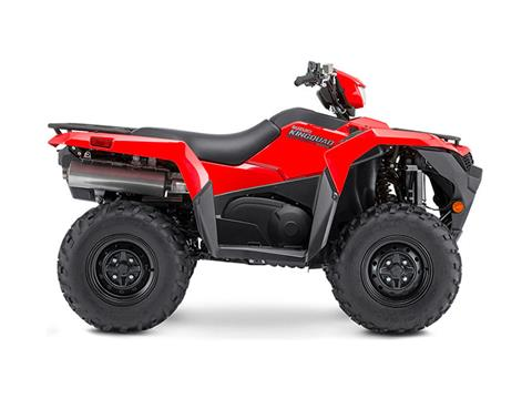 2019 Suzuki KingQuad 500AXi Power Steering in Wilkes Barre, Pennsylvania