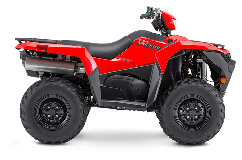 2019 Suzuki KingQuad 500AXi Power Steering in Yankton, South Dakota