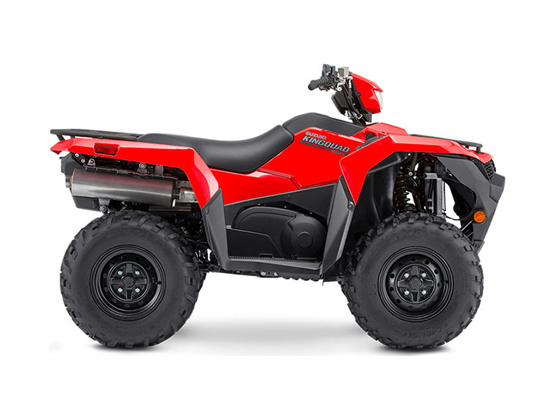2019 Suzuki KingQuad 500AXi Power Steering in Springfield, Ohio