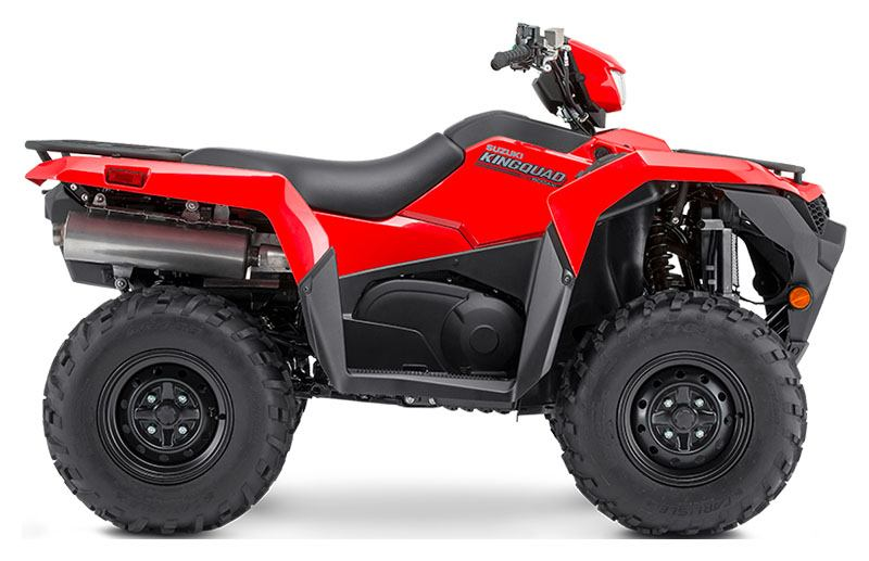 2019 Suzuki KingQuad 500AXi Power Steering in Danbury, Connecticut - Photo 1