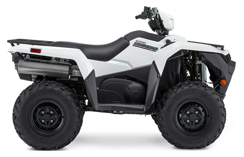 2019 Suzuki KingQuad 500AXi Power Steering in West Bridgewater, Massachusetts - Photo 1