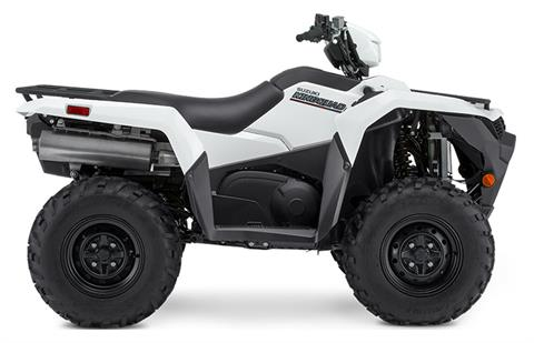 2019 Suzuki KingQuad 500AXi Power Steering in Waynesburg, Pennsylvania