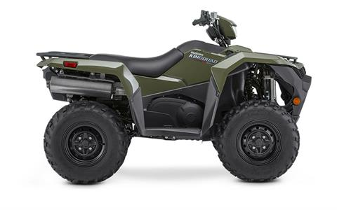 2019 Suzuki KingQuad 500AXi Power Steering in Hancock, Michigan
