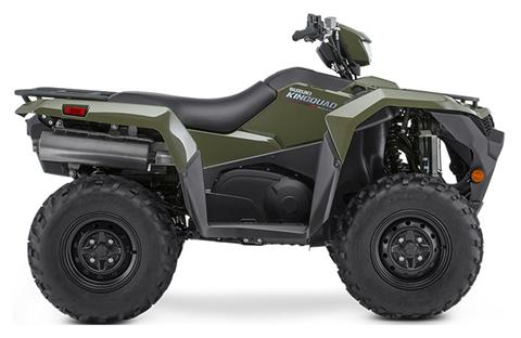 2019 Suzuki KingQuad 500AXi Power Steering in Junction City, Kansas - Photo 1