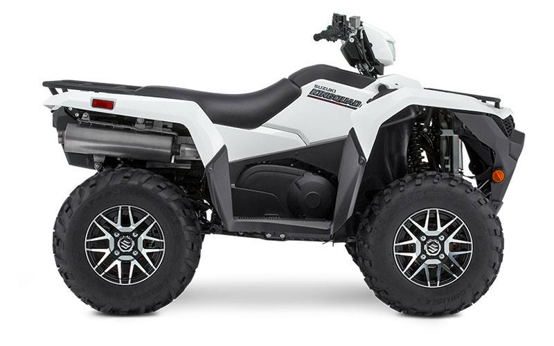 2019 Suzuki KingQuad 500AXi Power Steering SE in Watseka, Illinois