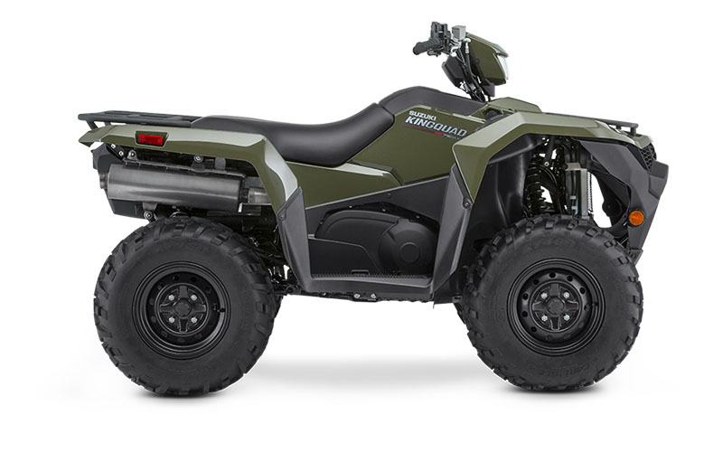 2019 Suzuki KingQuad 750AXi in Danbury, Connecticut