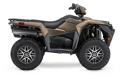 2019 Suzuki KingQuad 750AXi Power Steering SE+ in Belleville, Michigan
