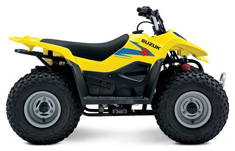 2019 Suzuki QuadSport Z50 in Francis Creek, Wisconsin