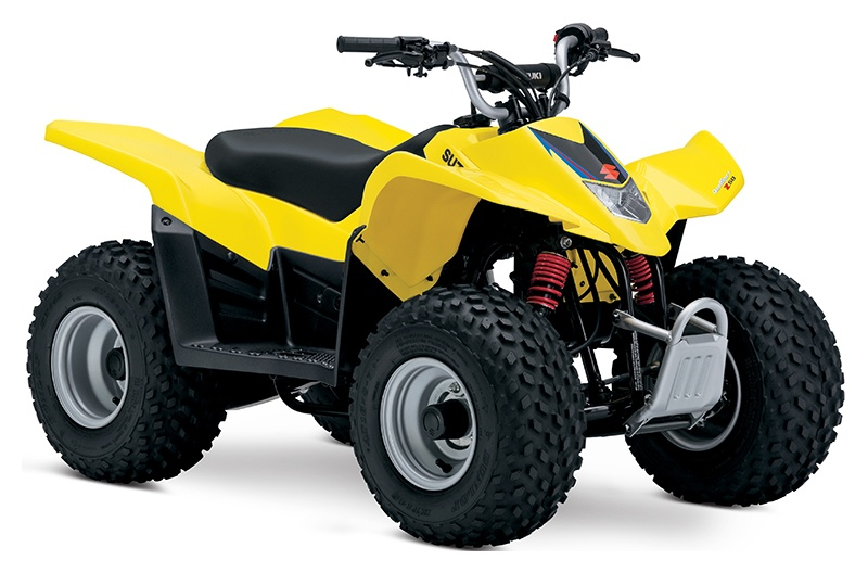 2019 Suzuki QuadSport Z50 in Butte, Montana - Photo 2