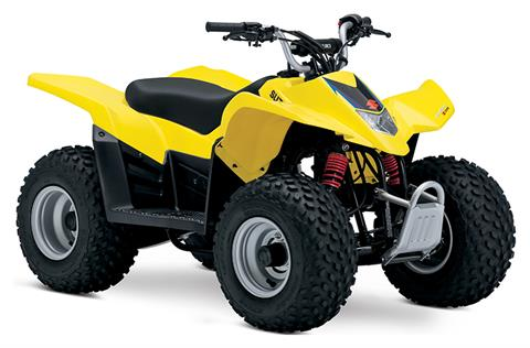 2019 Suzuki QuadSport Z50 in Tulsa, Oklahoma