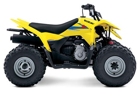 2019 Suzuki QuadSport Z90 in Francis Creek, Wisconsin