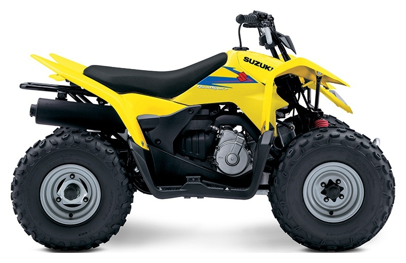 2019 Suzuki QuadSport Z90 in Madera, California - Photo 1