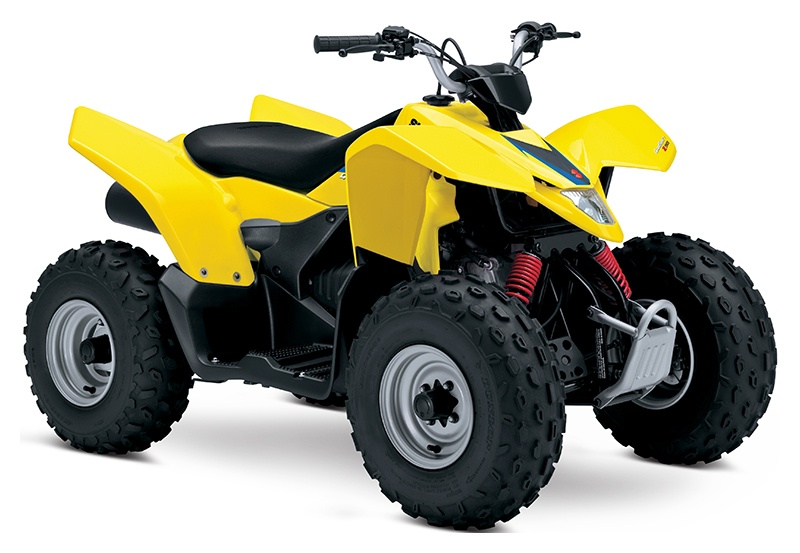 2019 Suzuki QuadSport Z90 in Madera, California - Photo 2