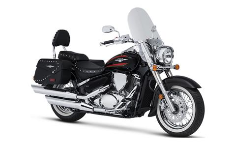 2019 Suzuki Boulevard C50T in Belleville, Michigan