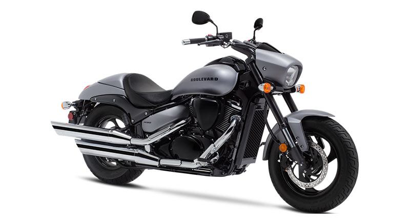 2019 Suzuki Boulevard M50 in Grass Valley, California