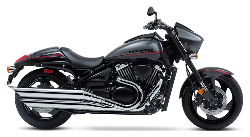 2019 Suzuki Boulevard M90 in Mineola, New York