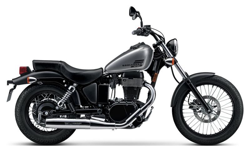 2019 Suzuki Boulevard S40 in Mineola, New York - Photo 1
