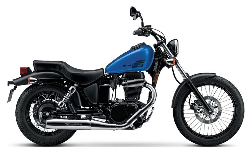 2019 Suzuki Boulevard S40 in Merced, California
