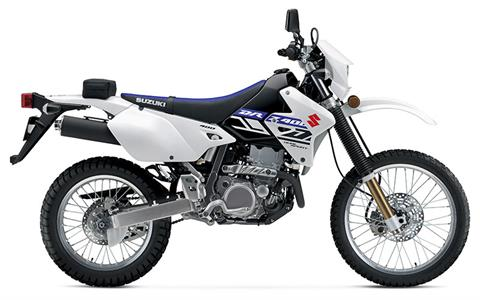 2019 Suzuki DR-Z400S in Fairfield, Illinois