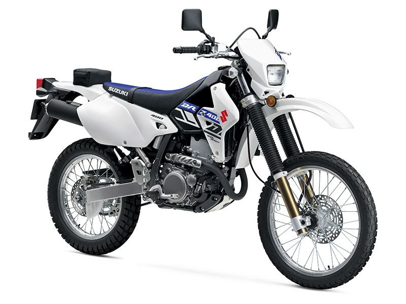 2019 Suzuki DR-Z400S in Greenville, North Carolina