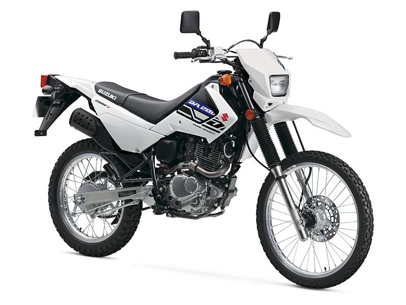 2019 Suzuki DR200S in Melbourne, Florida