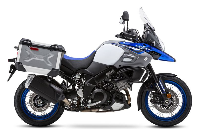 2019 Suzuki V-Strom 1000XT Adventure in Belleville, Michigan - Photo 1
