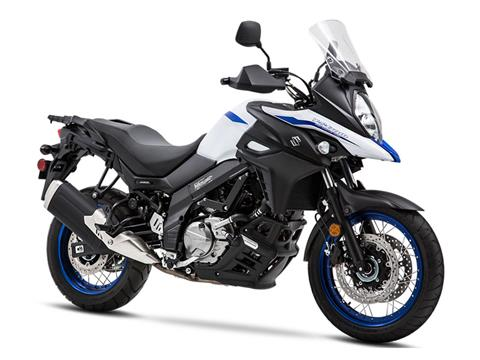2019 Suzuki V-Strom 650XT in Plano, Texas - Photo 2