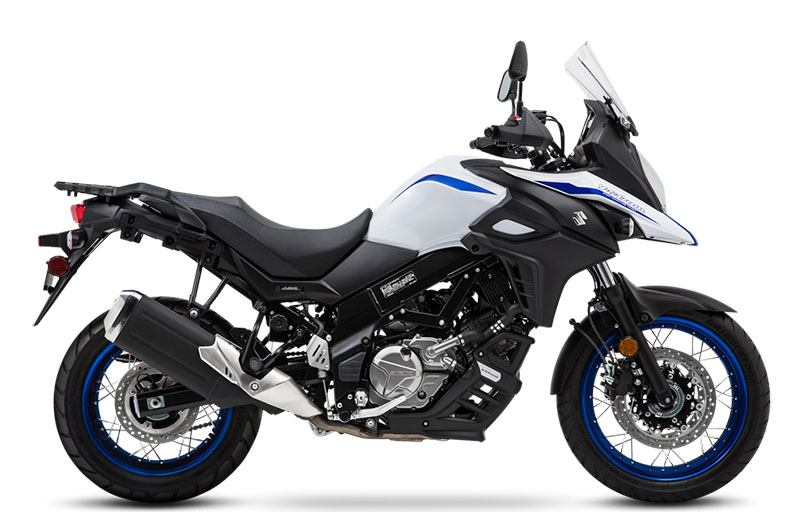 2019 Suzuki V-Strom 650XT in Brea, California - Photo 1