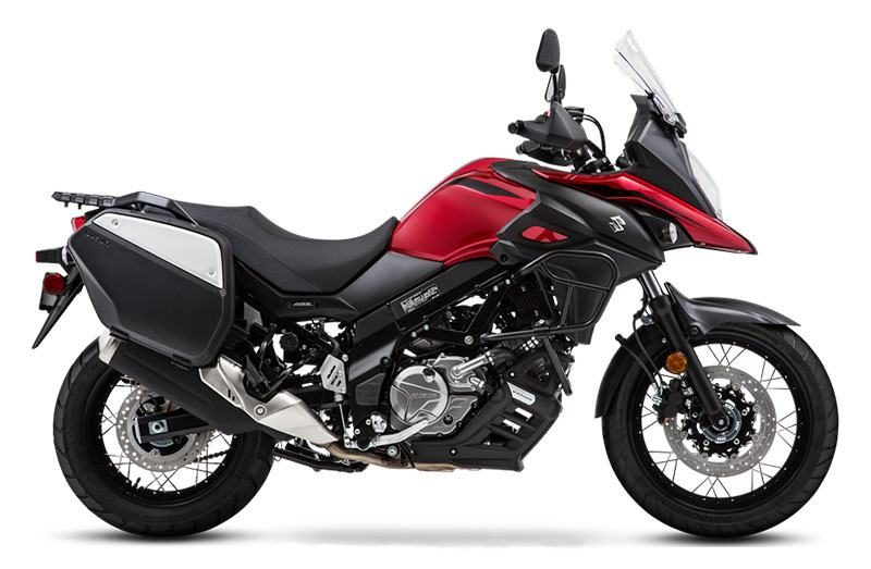 2019 Suzuki V-Strom 650XT Touring in Little Rock, Arkansas - Photo 1
