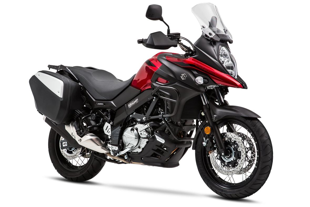 2019 Suzuki V-Strom 650XT Touring in Santa Maria, California - Photo 2