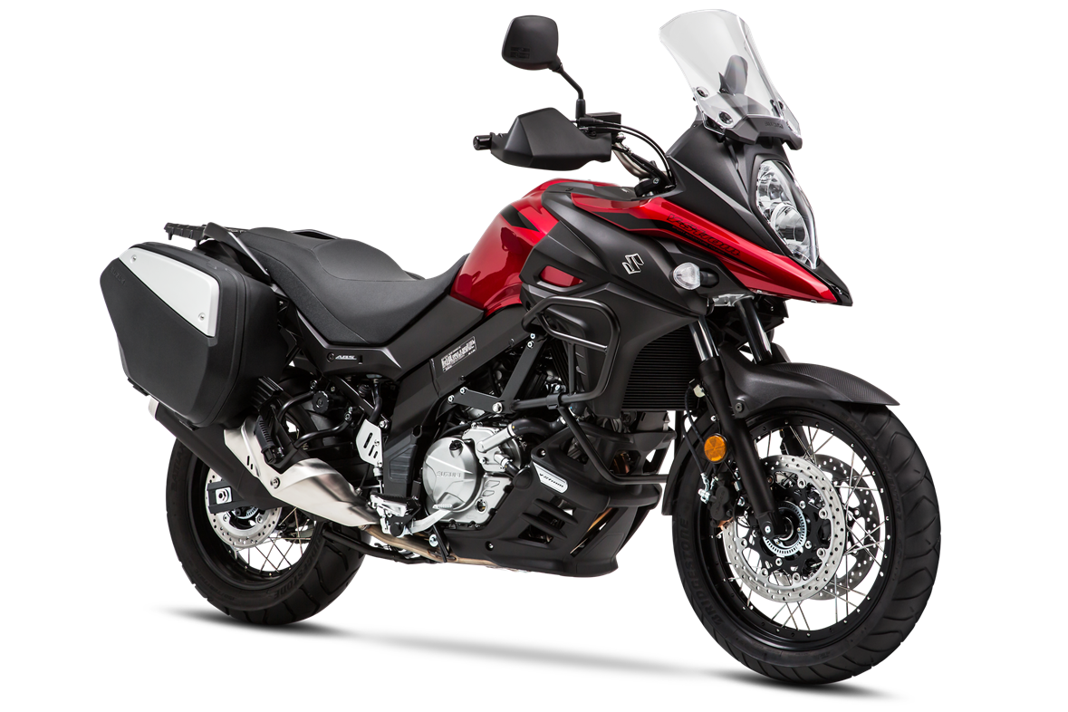 2019 Suzuki V-Strom 650XT Touring in Brilliant, Ohio