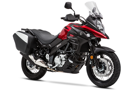 2019 Suzuki V-Strom 650XT Touring in Cambridge, Ohio - Photo 2