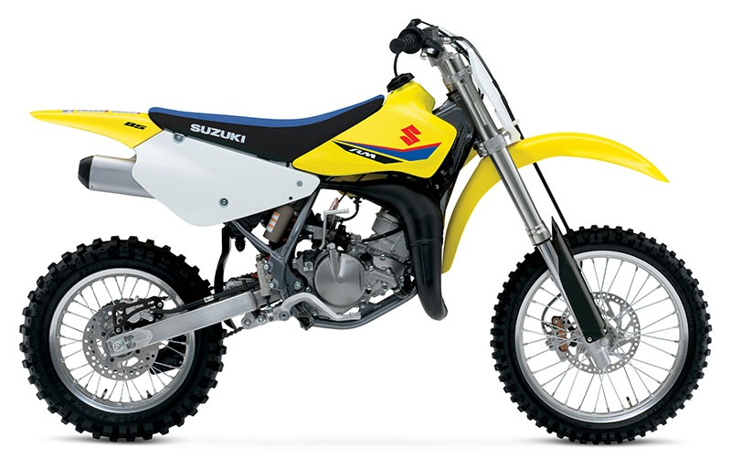 2019 Suzuki RM85 in Waynesburg, Pennsylvania - Photo 1