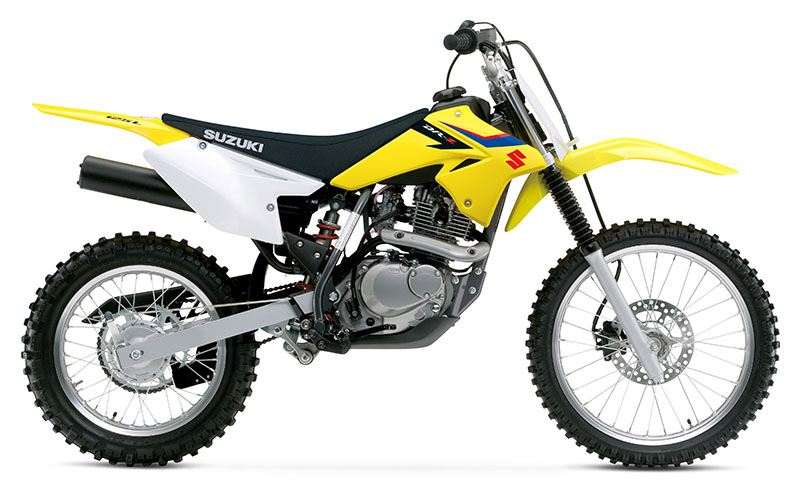 2019 Suzuki DR-Z125L in Goleta, California