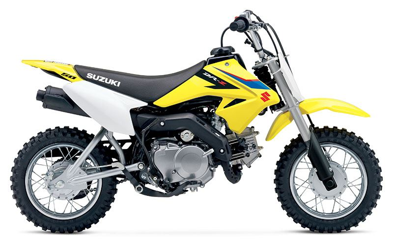 2019 Suzuki DR-Z50 in Olean, New York - Photo 1