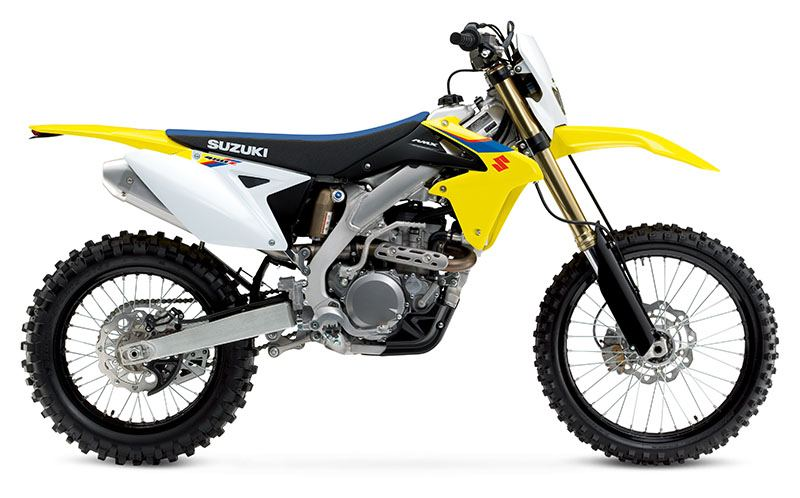 2019 Suzuki RMX450Z in Jamestown, New York - Photo 1