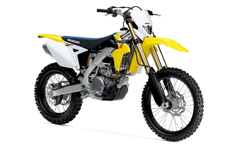 2019 Suzuki RMX450Z in Warren, Michigan - Photo 2