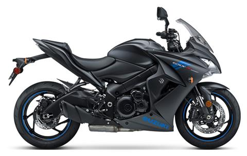 2019 Suzuki GSX-S1000FZ in Iowa City, Iowa