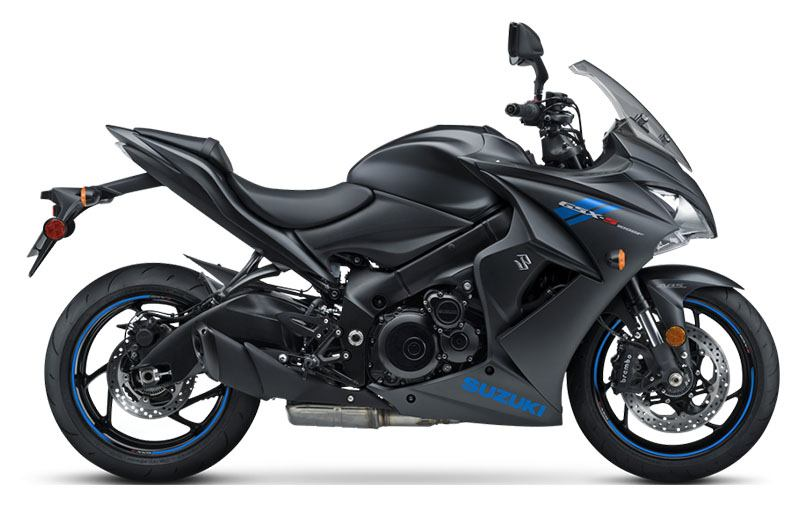 2019 Suzuki GSX-S1000FZ in Mechanicsburg, Pennsylvania - Photo 1