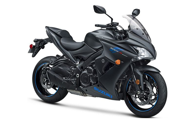 2019 Suzuki GSX-S1000FZ in San Francisco, California